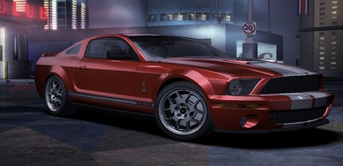 Ford Shelby GT500 (S-197 I)