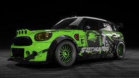 NFSPB MiniJCWSpeedcross Garage