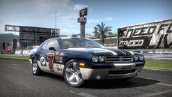 SHIFT Dodge Challenger Concept