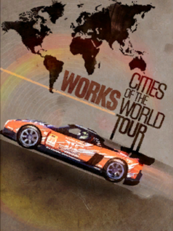 Cities of the World Tour (Works event)