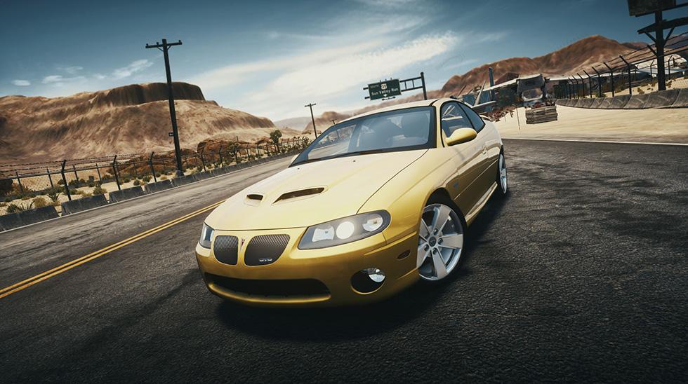 Pontiac GTO (2005)