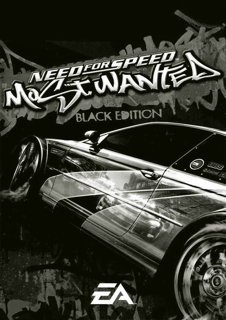 Need for Speed: Most Wanted/Black Edition