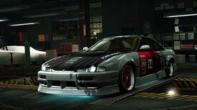 NFSW Nissan 200SX S14 Hashiriya 14