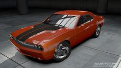 SHIFT2 Dodge Challenger Concept
