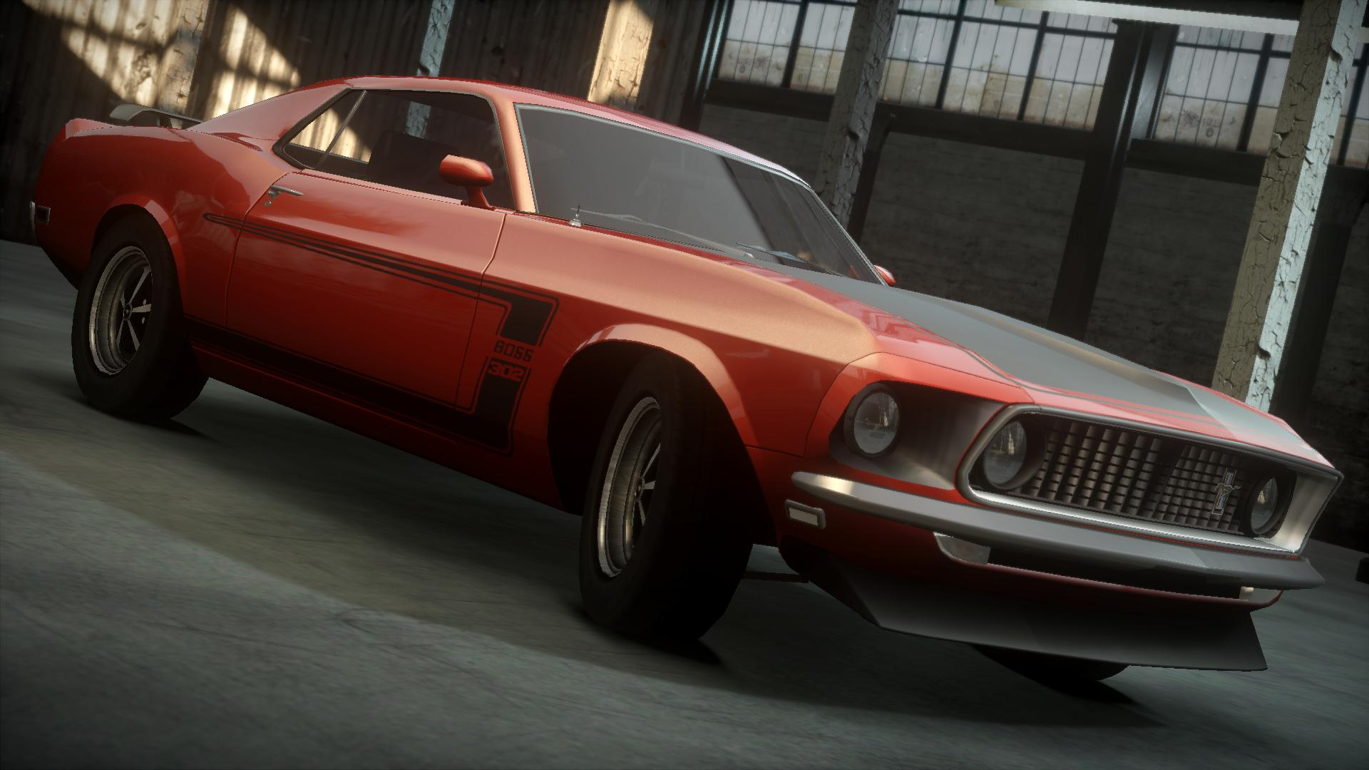 Ford Mustang Boss 302 (Gen. 1)