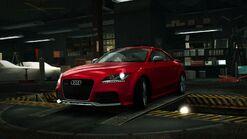 World TT RS RED