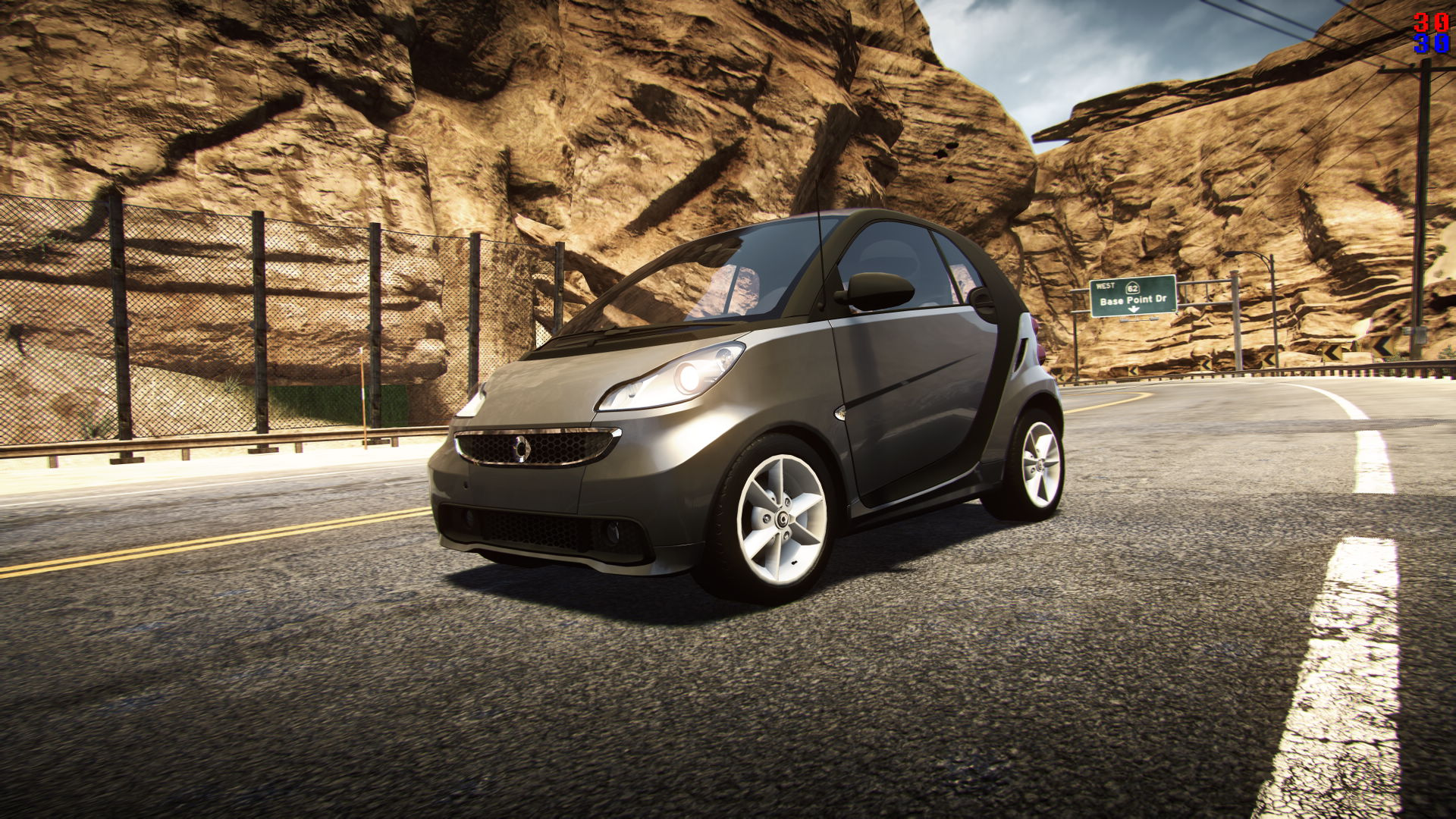 Smart Fortwo (W451)