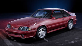 NFSHE App Ford FoxbodyMustang