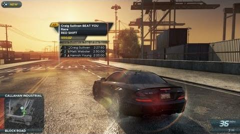 Need for Speed™ Most Wanted Gameplay Video 3 -- Find It, Drive It