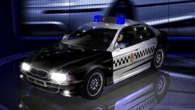 NFSHS PC BMWM5 Pursuit