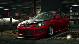 NFSW Mazda Mazdaspeed3 Anode