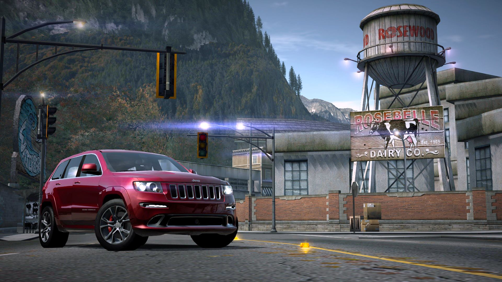 Jeep Grand Cherokee SRT8 (WK2)