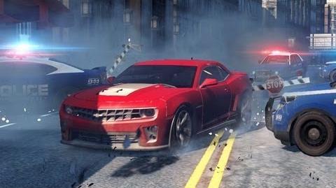 Need for Speed Most Wanted - Multiplayer-Trailer von der gamescom