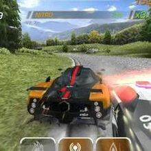 Need for Speed Hot Pursuit Racer Gameplay