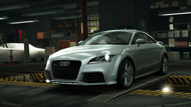 NFSW Audi TT RS Coupe Grey