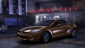 NFSC Mitsubishi EclipseGT Stock