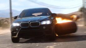 NFSPB BMW X6 M House