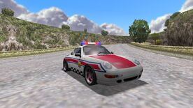 NFSPU PC 911 Turbo 993 Cop fr