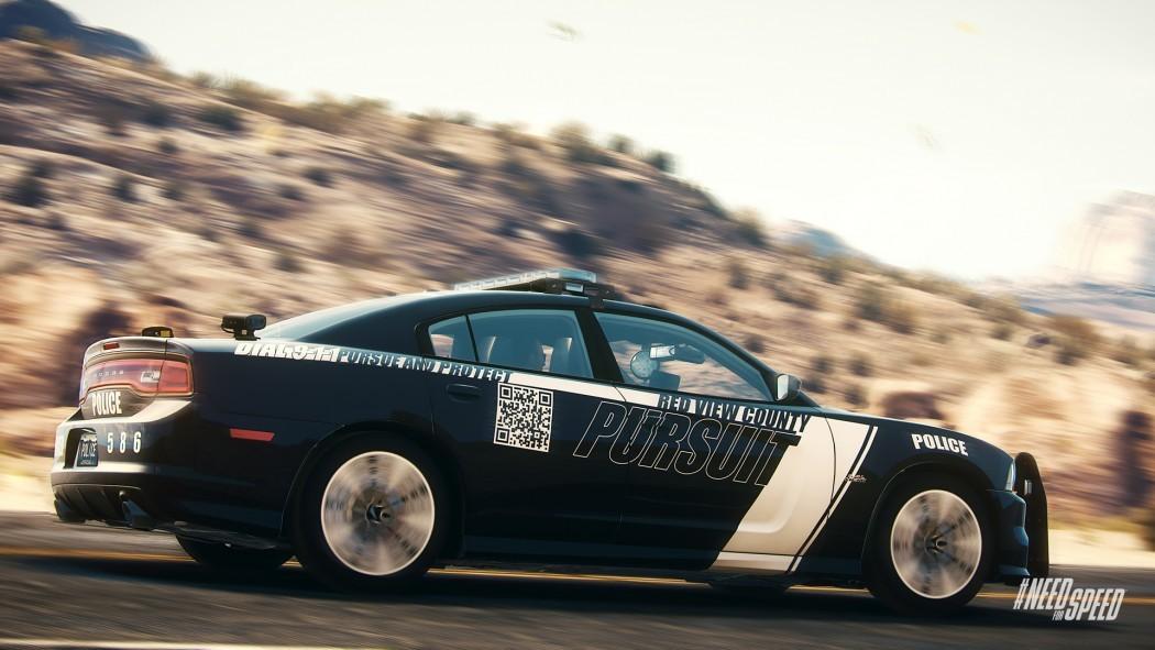 Dodge Charger SRT8 (LD)