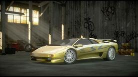 NFSTR Lamborghini DiabloSV Sunspot