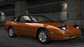 NFSUG Nissan 240SX Stock