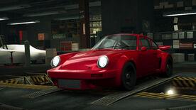 NFSW Porsche 911 Carrera RSR 3 Red