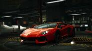 NFSW Lamborghini AventadorLP7004 Orange