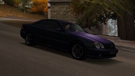 NFSHP2 PC Mercedes CL55 AMG NFS edition