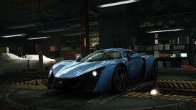NFSW Marussia B2 Blue