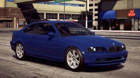 NFSPB BMW328ci Traffic