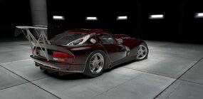 SHIFT2 Dodge Viper GTS