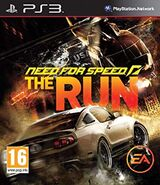 TheRun Cover PS3