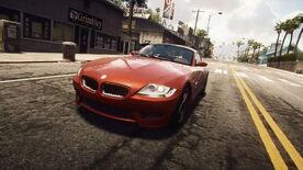 NFSE BMW Z4 M Coupe