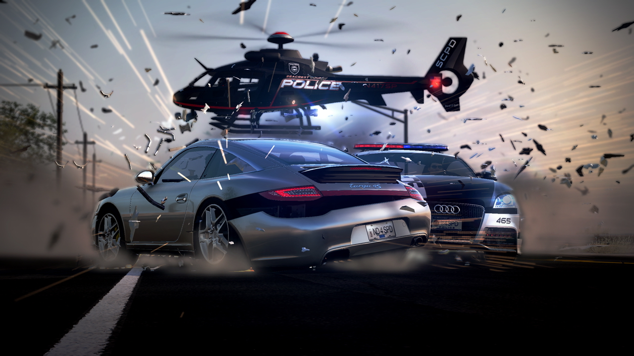 Need for Speed: Hot Pursuit (2010)/Bounty