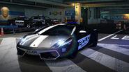 HPRM Lamborghini Gallardo LP5502 VB 2009 SCPD