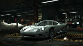 NFSW Koenigsegg CCX Grey