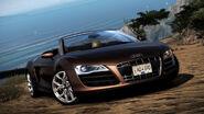 Audi R8 Spyder 5