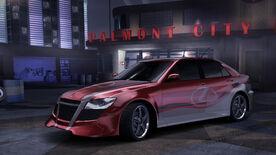 NFSC Lexus IS300 CustomRed