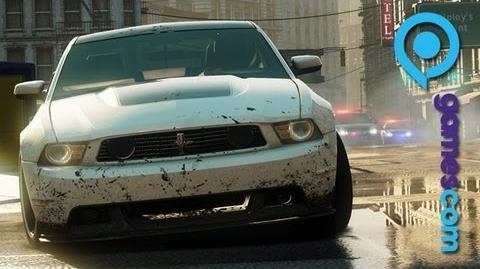 Need for Speed Most Wanted - Angespielt-Vorschau von der gamscom 2012