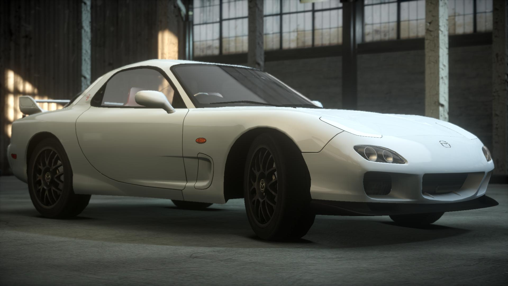 Mazda RX-7 RZ (FD)