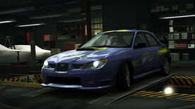 NFSW Subaru Impreza WRX STI Royal Purple