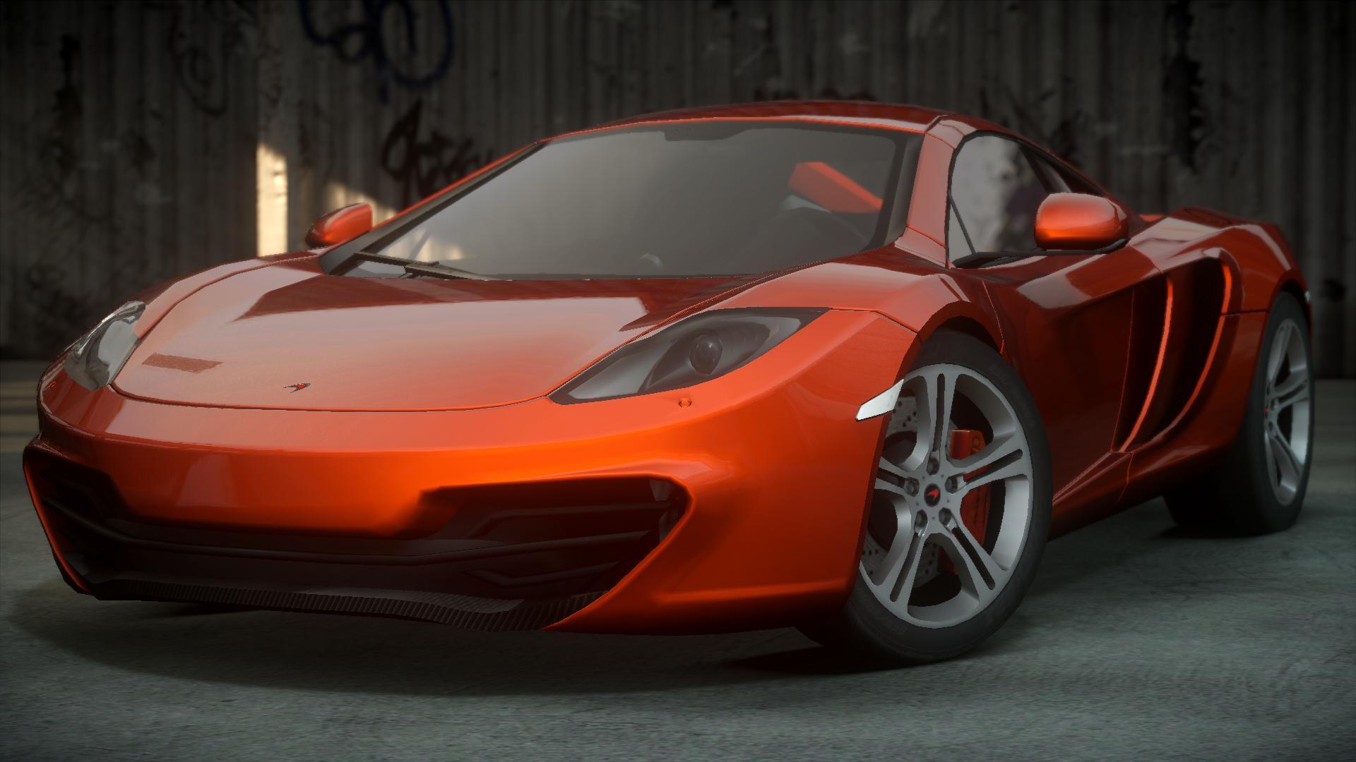 McLaren 12C (2013)