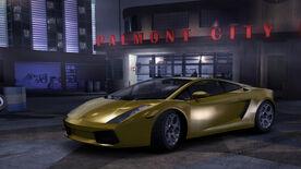NFSC Lamborghini Gallardo Stock