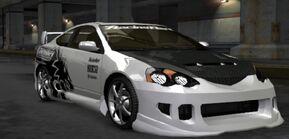 NFSU Acura RSX Type S Kurt