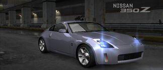 U Nissan 350Z