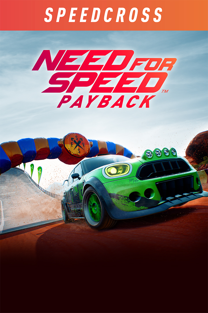 Need for Speed: Payback/Speedcross Story