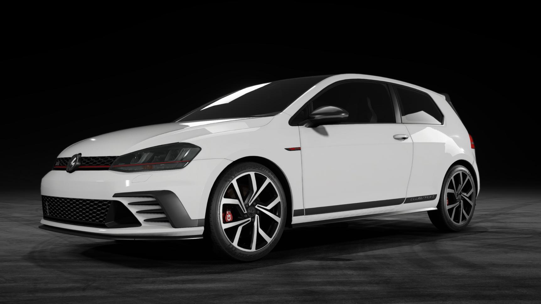 Volkswagen Golf GTI Clubsport (Mk7)