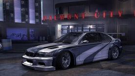 NFSC BMW M3GTR Custom