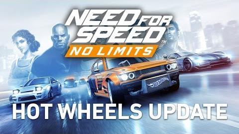 NFSNL - Hot Wheels Update Trailer