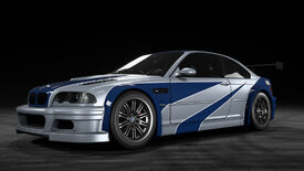 NFSPB BMWM3E46 MostWanted Garage